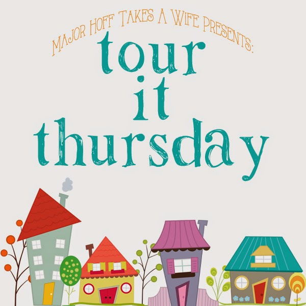 Modern Twist On Tradition: Tour It Thursday: Modern Twist On Traditional Designs