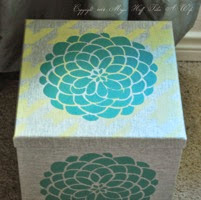 Revamping a Master Bedroom with Tulip For Your Home Stencils and Paints