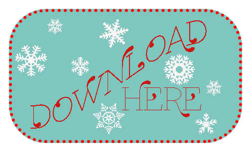 Download here snowy button