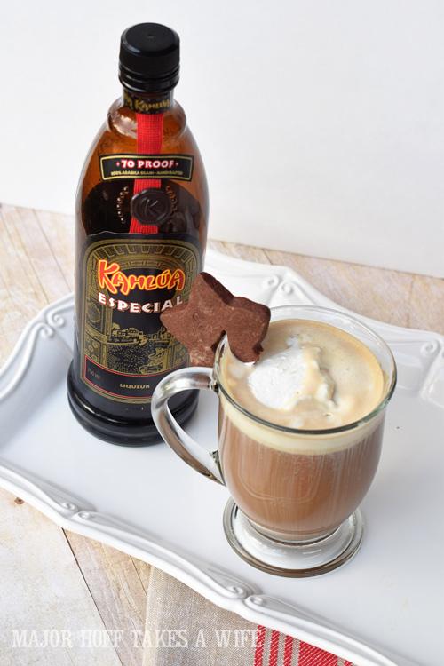 Kahlua Especial Hot Buttered Latte