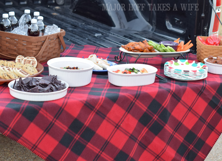 Tailgating Texas Style