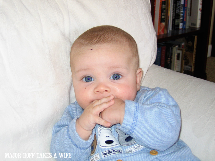 Treating babies eczema