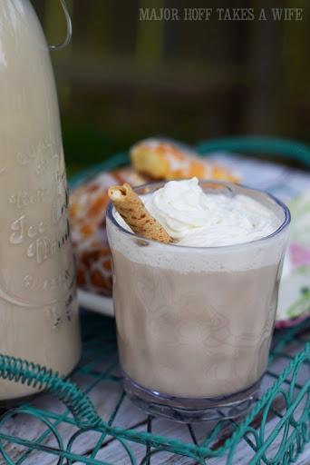 Vanilla Iced Coffee Recipe