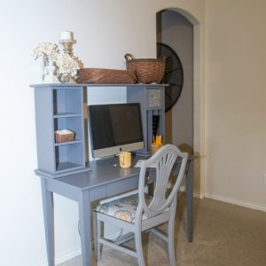 Fab Furniture Flippin' Contest Desk Revamp with General Finishes