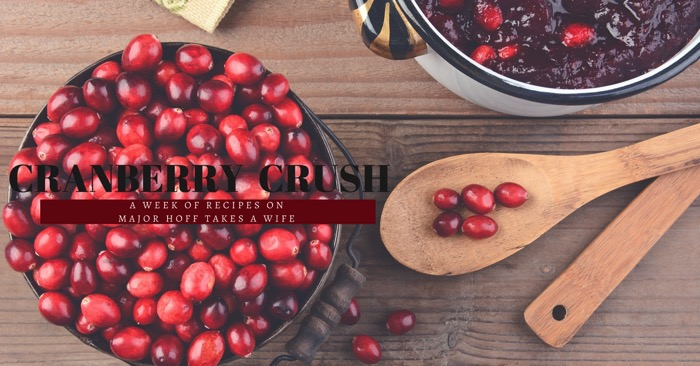 cranberry crush week on major hoff takes a wife