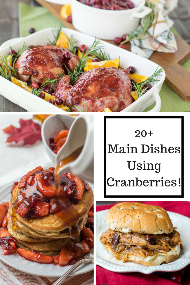 20 Cranberry Recipes to Get a Crush On 20 Cranberry Recipes to Get a Crush On new pics