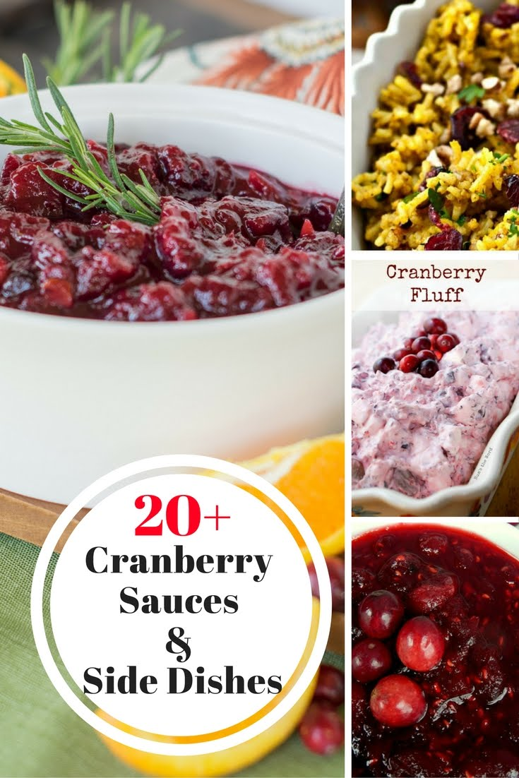 20 Cranberry Recipes to Get a Crush On