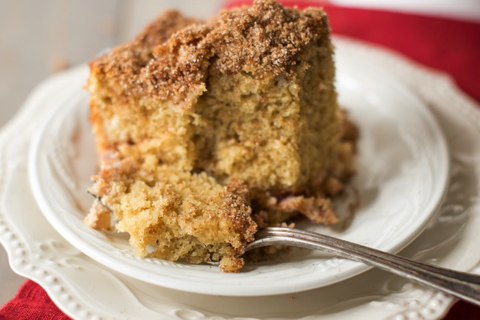 Christmas Coffee Cake Recipe