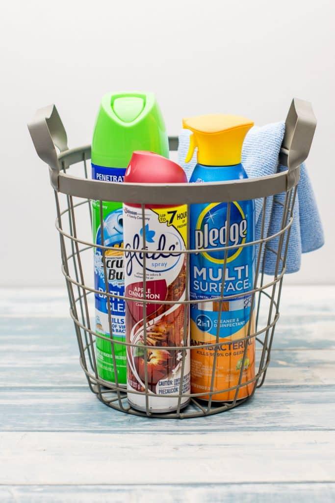 SC Johnson Holiday Cleaning Bundle