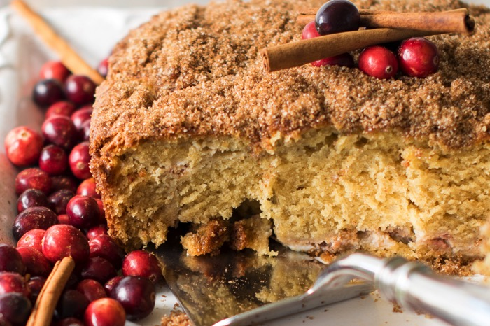 cream cheese sour cream coffee cake recipe