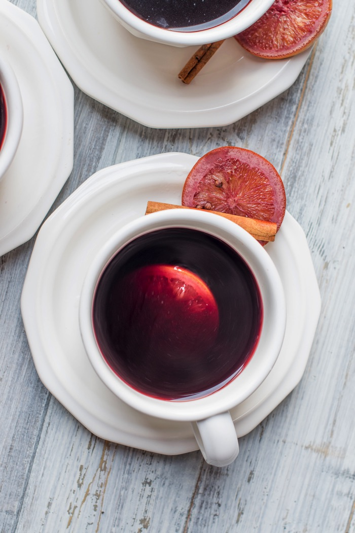 crock pot mulled wine recipe