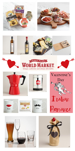 Romantic Italian Valentine's Day Dinner Ideas and More!