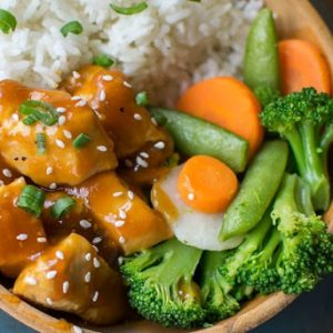 Quick Weeknight Orange Chicken Recipe