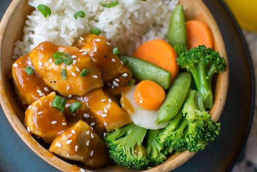 Quick Weeknight Orange Chicken Recipe
