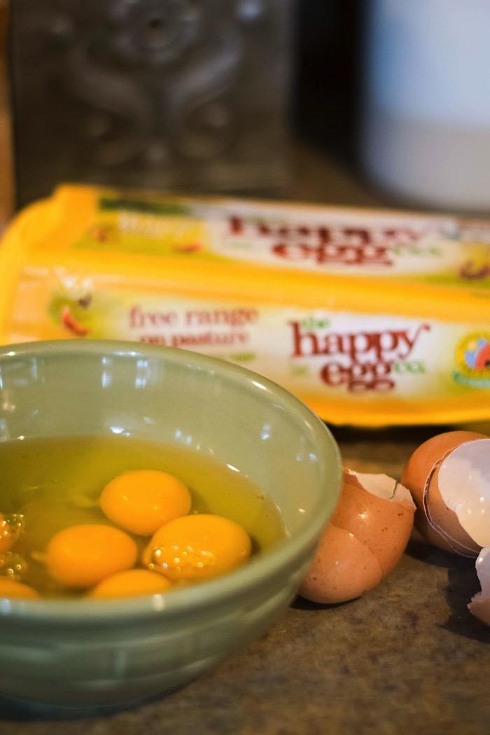 The happy egg co eggs