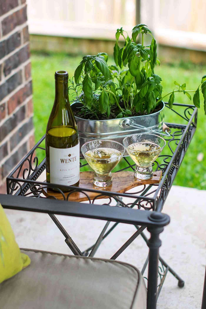Chardonnay Week with Wente Wines Major Hoff Takes A Wife 1