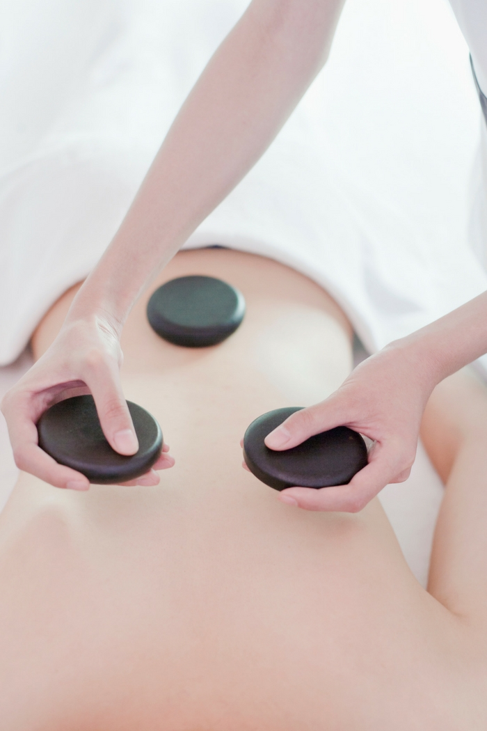 Hot Stone Massage Orlando as part of things to do in Orlando for a Girls Getaway