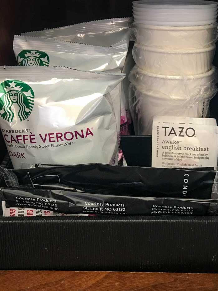Starbucks at Grand Cypress Orlando