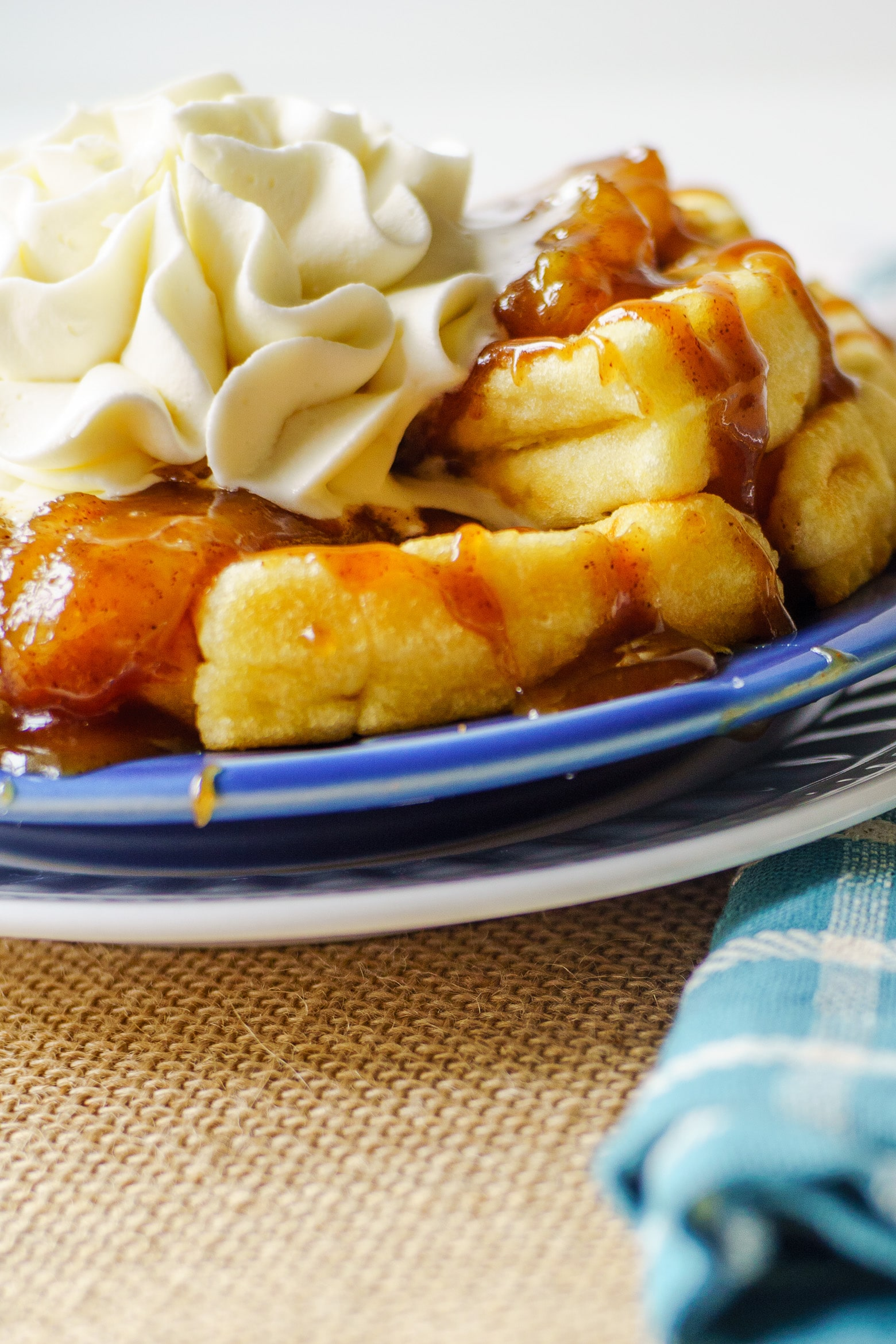 Caramelizing bananas is easy and only requires 3 other ingredients.