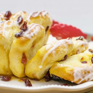 Easy to Make Cranberry Orange Bread