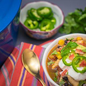 Winter chili recipe : Chipotle chicken
