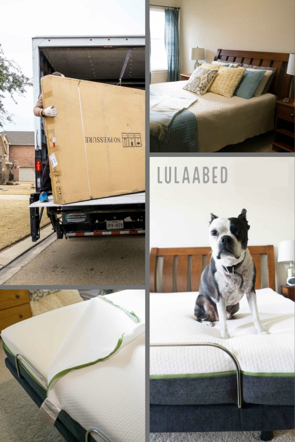 A LulaaBED mattress has totally changed the quality of my sleep and I would love to share my review with you. See how this mattress and adjustable base has revolutionized the way I sleep at night. White Glove Delivery made it easy from the start. #ad #lulaabed