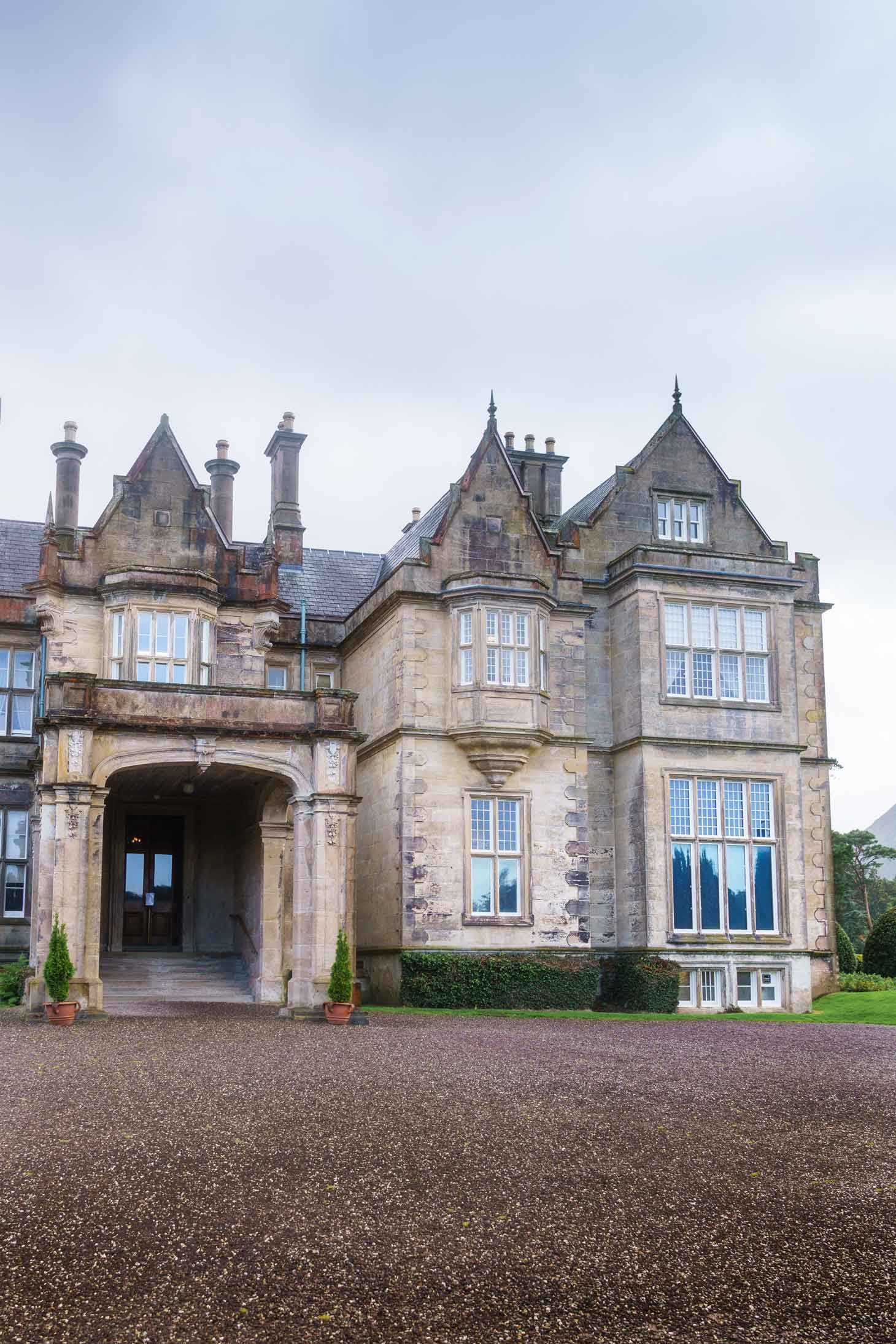 Muckross House and Estate in Irish National Park