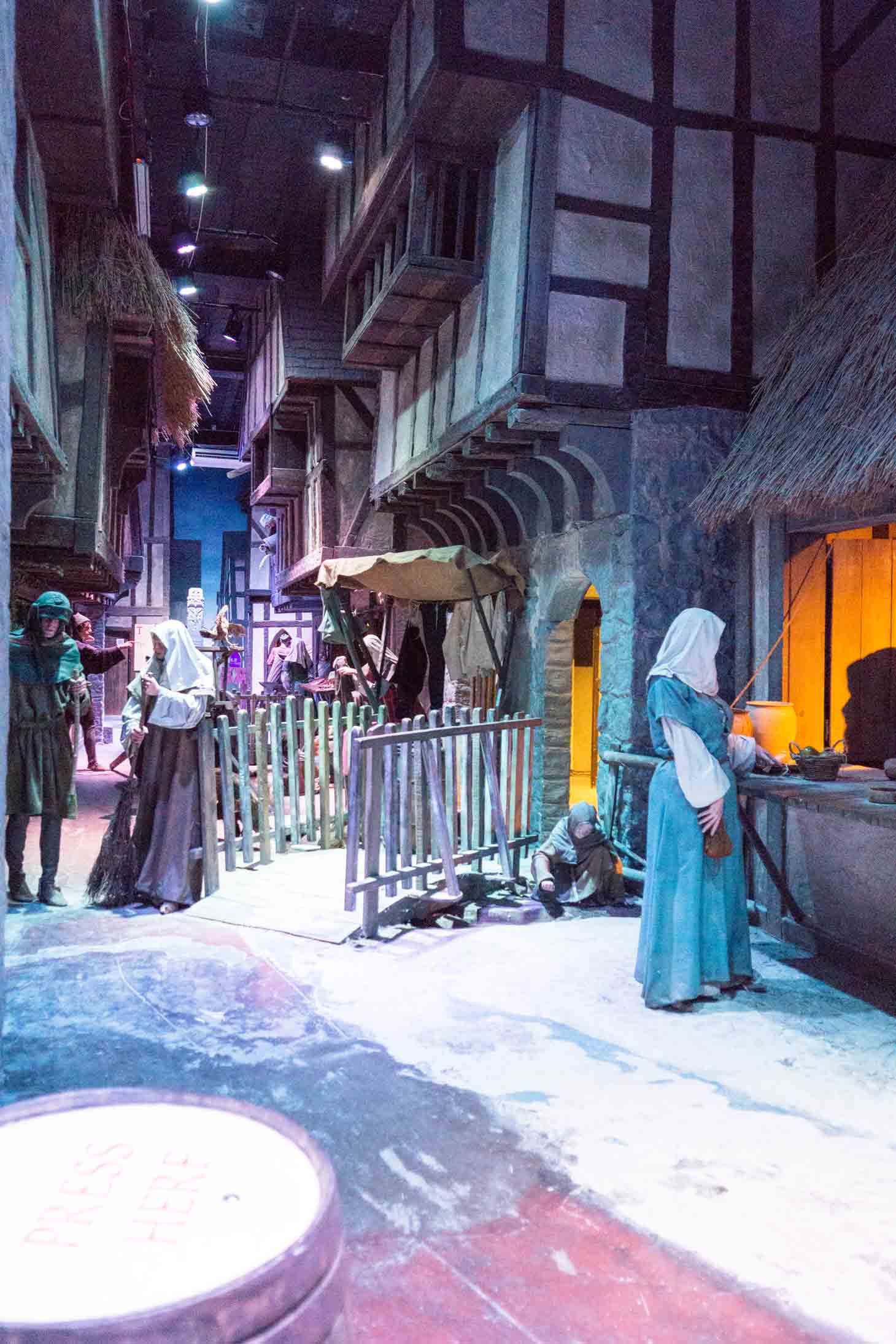 County Kerry Museum features a life-like medieval village that will thrill children and adults.