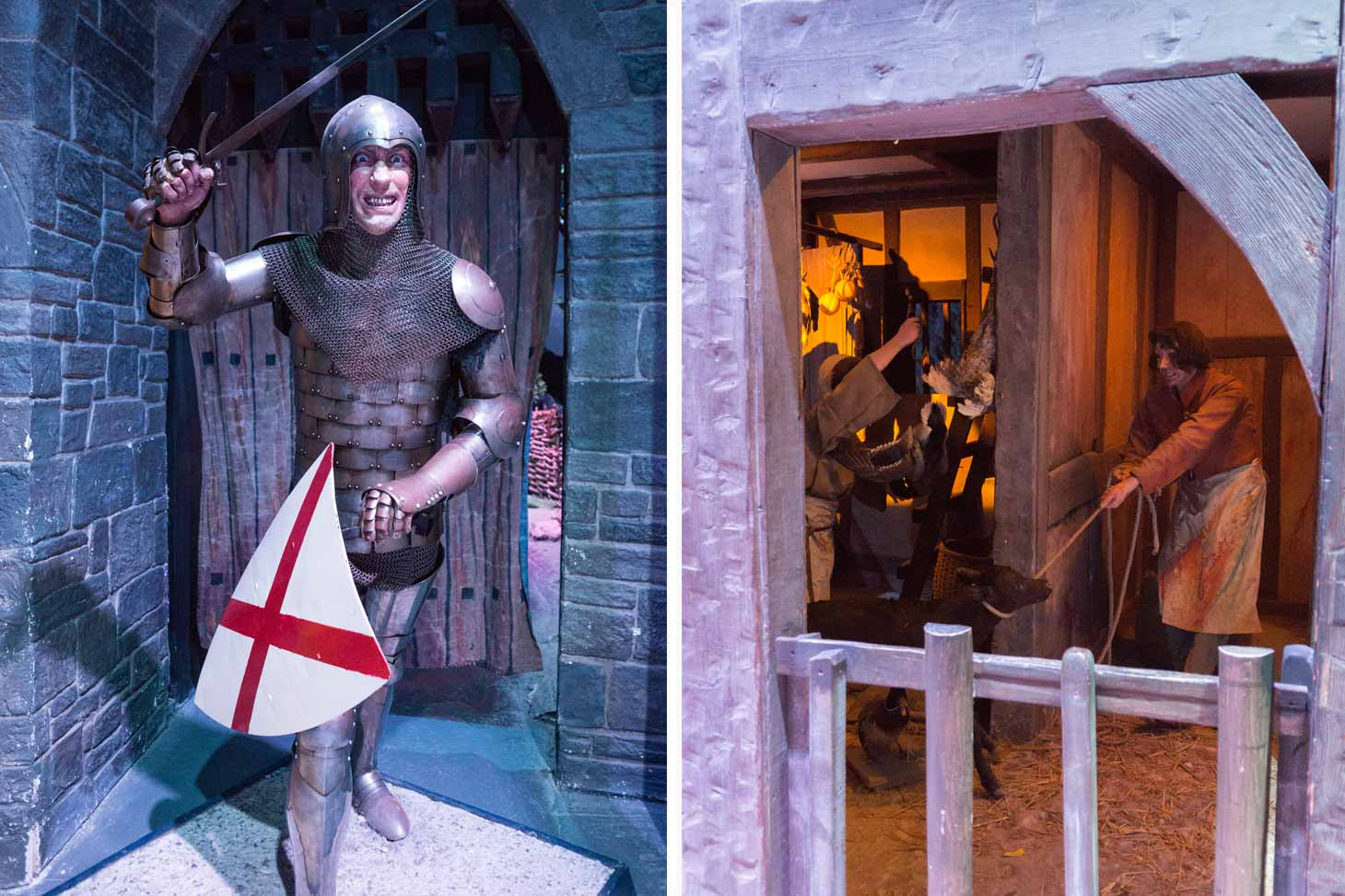 County Kerry Museum Middle Ages Village People
