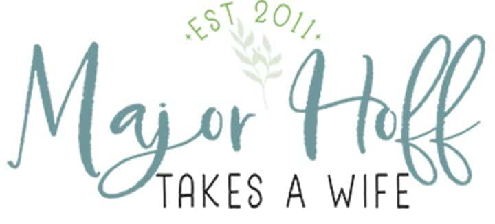Major Hoff Takes A Wife : Family Recipes & Travel Inspiration logo